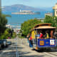 Though among the more expensive places to stay, San Francisco ranks high in the low-cost travel and low-hassle category when it comes to getting there, with three airports in the area. It's also in the top 10 for both attractions and activities. If you've never been, must-sees include the Golden Gate Bridge, Golden Gate Park, Alcatraz, Chinatown and a ride on a cable car. Grab an espresso at an outdoor cafe in North Beach, catch a Giants game at the bayside ballpark, and shop for vintage clothes in the Haight-Ashbury.