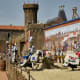 """One reviewer calls this """"A Renaissance Festival on steroids!"""" The historical theme park attracts more than 2 million visitors a year with spectacular shows, jousting and a medieval city."""