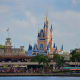 """One of the most visited theme parks in the world, Magic Kingdom (an iconic part of Walt Disney World) has Space Mountain, Splash Mountain, Pirates of the Caribbean, and a musical boat ride through the """"It's a Small World"""" attraction."""