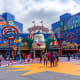 """On the other coast, this Universal Studios also has attractions like Fast & Furious, King Kong 3-D and Despicable Me Minion Mayhem with character sightings from """"The Simpsons,"""" """"Shrek,"""" and """"Scooby-Doo."""""""
