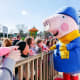 Fans of Peppa Pig and especially small children will love this park with about 70 rides and attractions.
