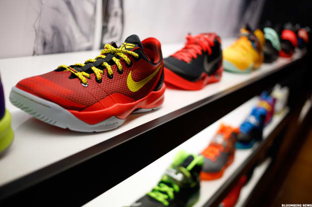 New Balance Challenges Nike (NKE