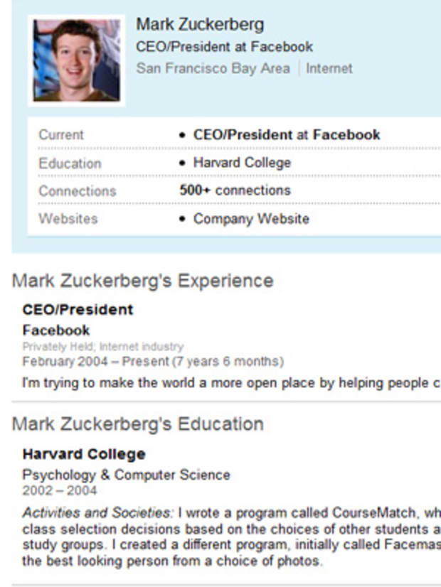 Famous Resumes What Job Seekers Can Learn Thestreet