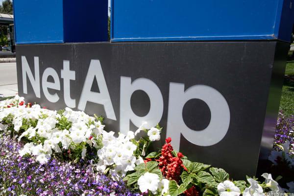 NetApp Stock Falls After Goldman Sachs Downgrades to Sell