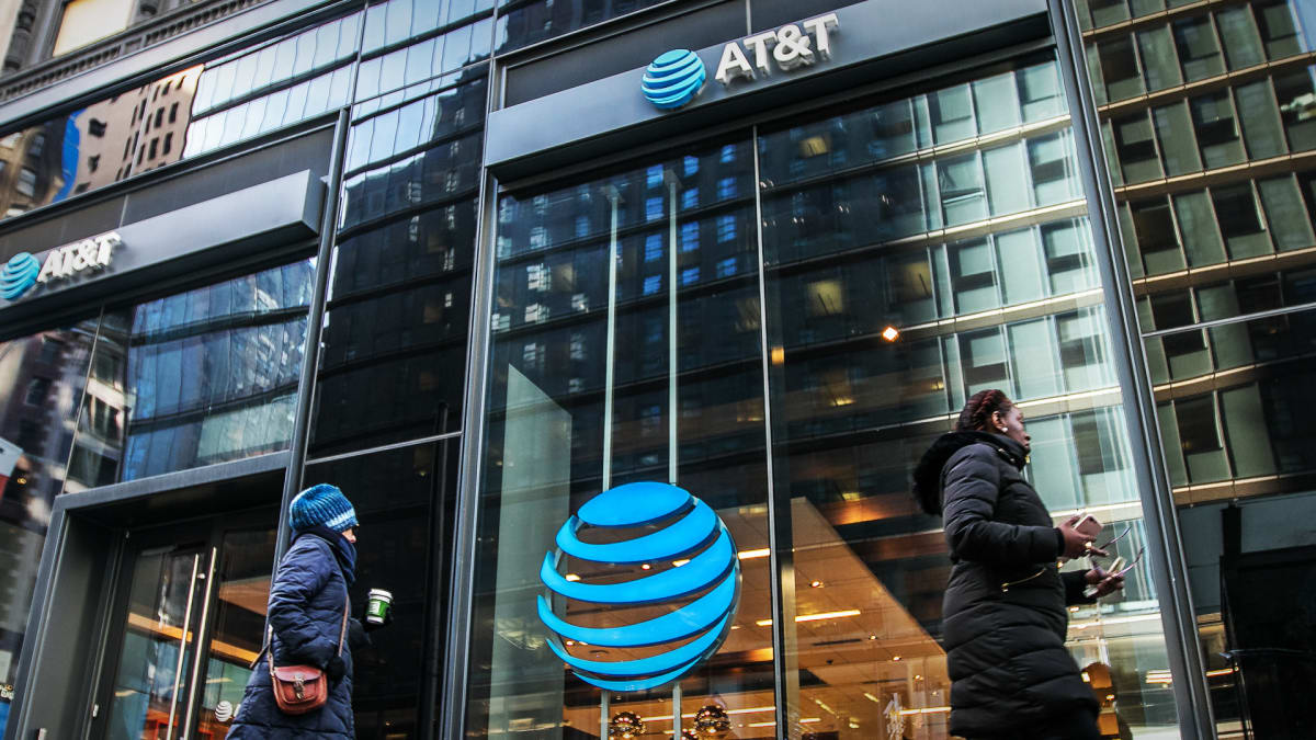 Guilfoyle: AT&T Results Leave Traders With a Choice