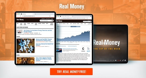 TheStreet's Real Money: Try Free