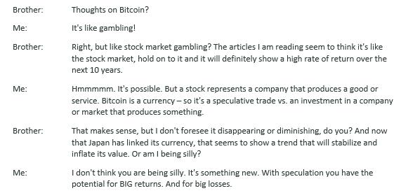 Investissez dans la crypto