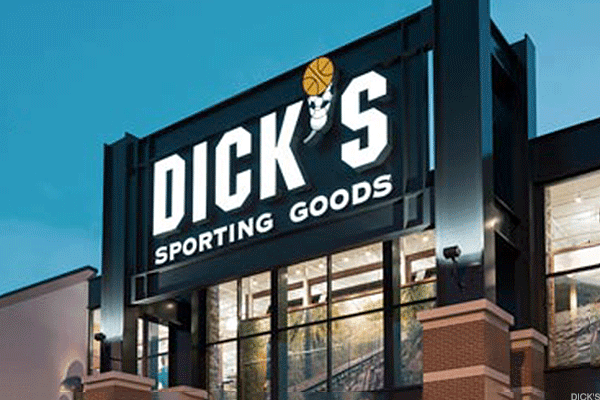 5 Top Stock Gainers for Wednesday: Dick's Sporting Goods, Okta, BioLife
