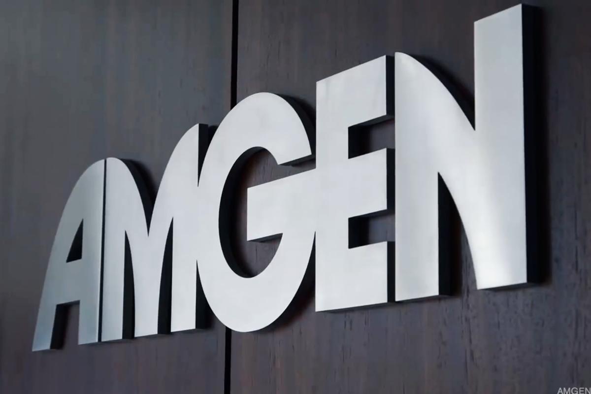 Amgen Climbs After Winning Patent Case on Enbrel