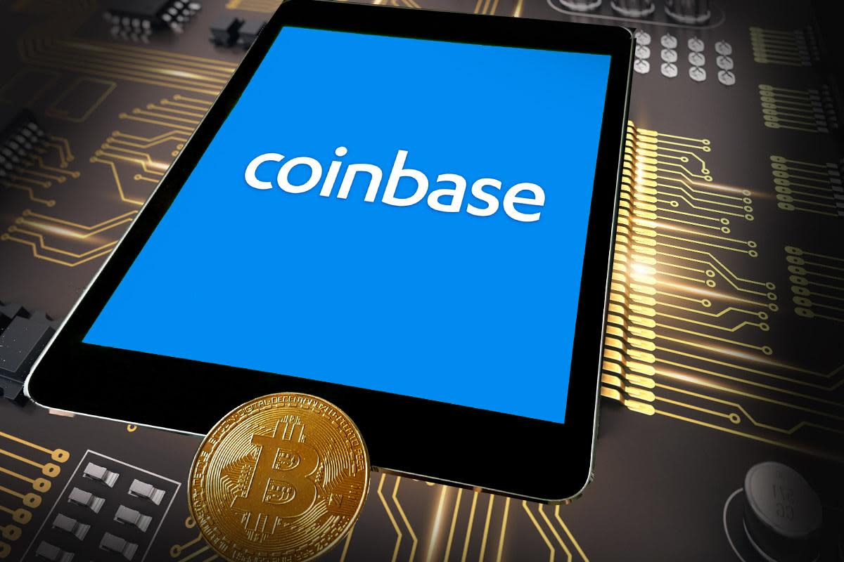 Coinbase Files to Sell 114.9 Million Shares in Direct-Listing IPO