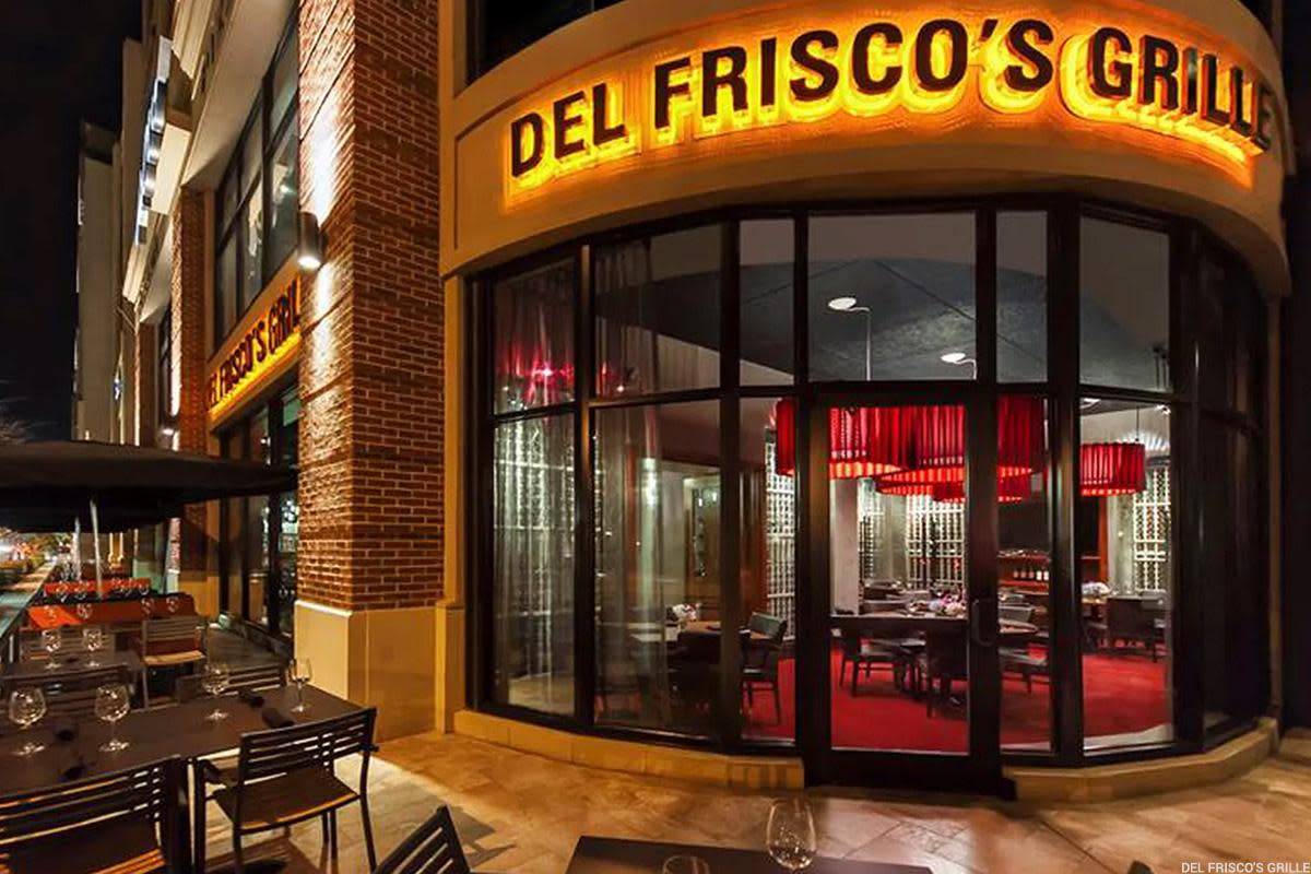 Del Frisco's Sizzles After Saying It's Considering a Sale - TheStreet