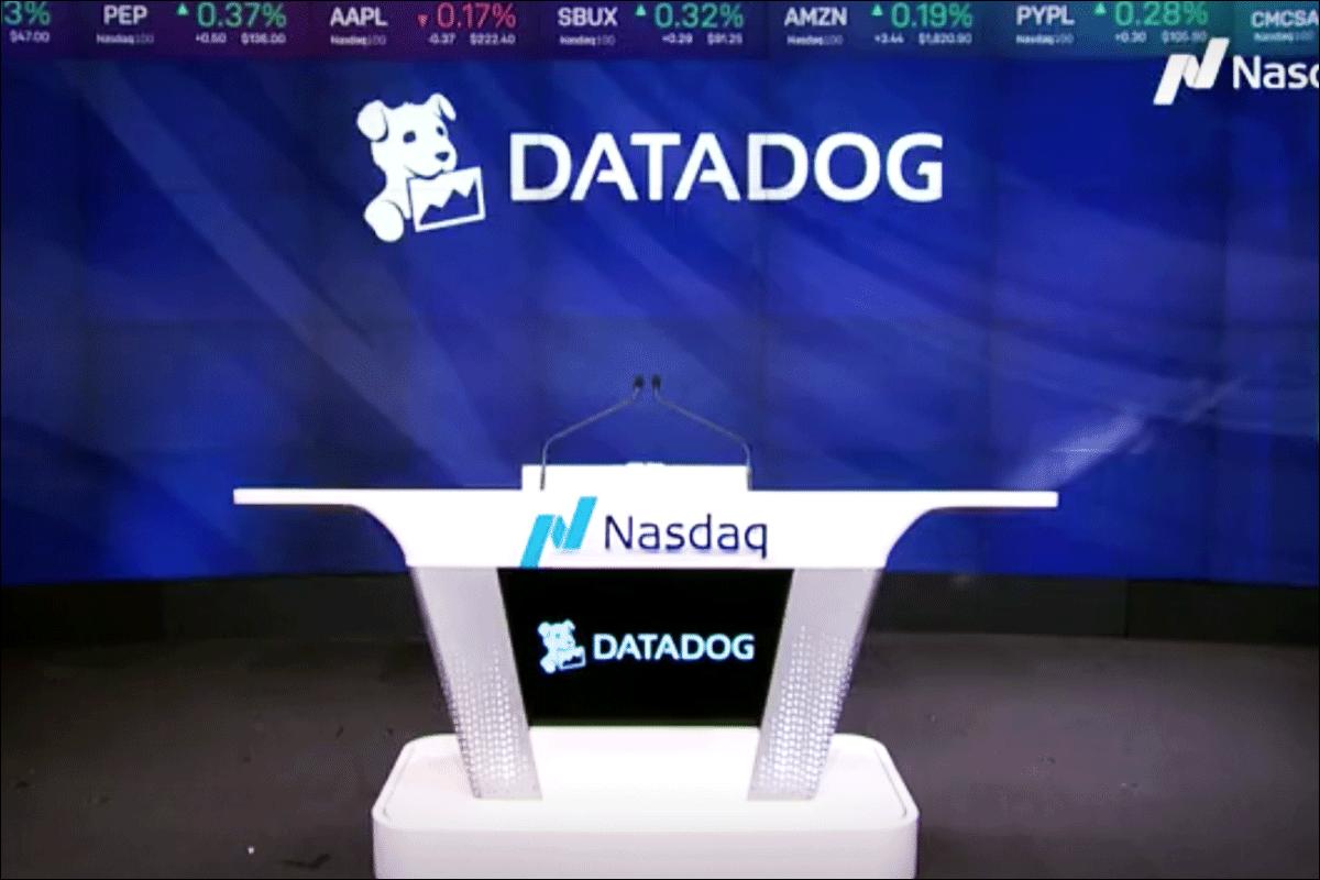 Datadog Shares Tank Despite Strong Quarter, Raised Guidance