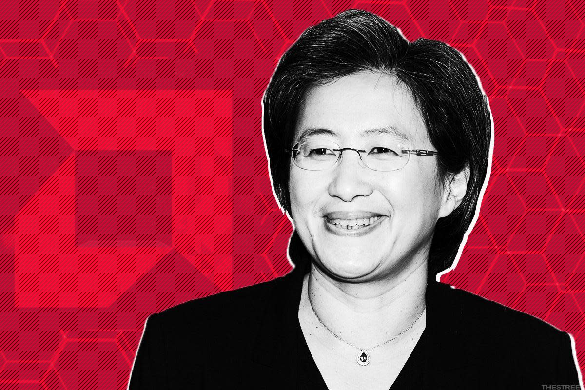 Su has been at the helm of AMD since 2014.
