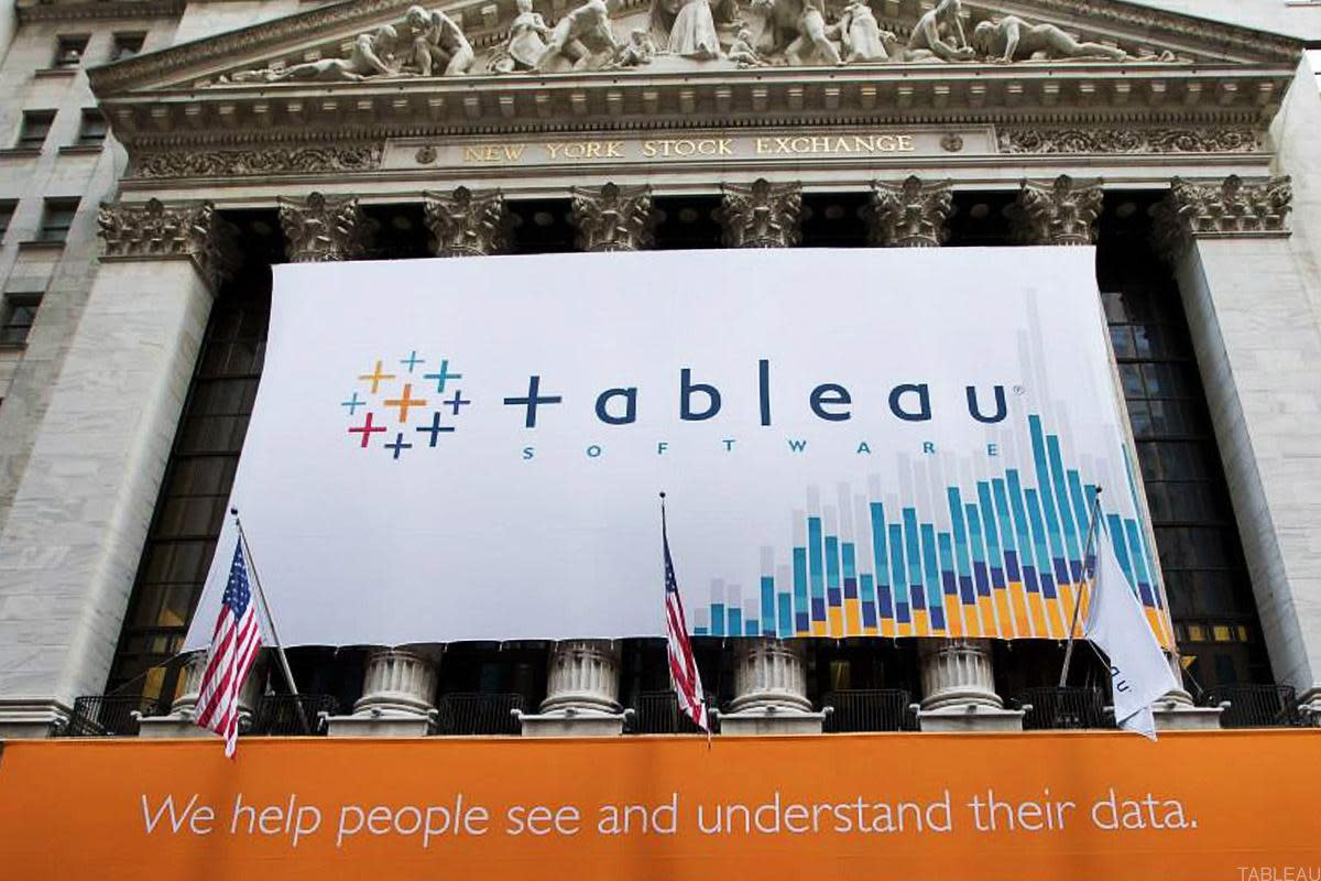 Tableau Execs Talk About New Software, Battling Microsoft, M&A and More