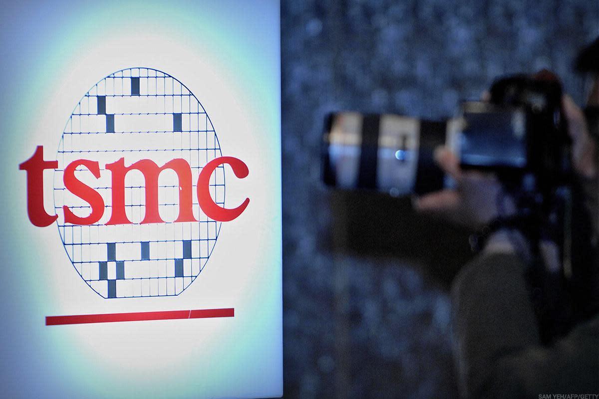 Apple Supplier TSMC Beats Q4 Profit Forecast Amid 5G-Lead Smartphone Rebound