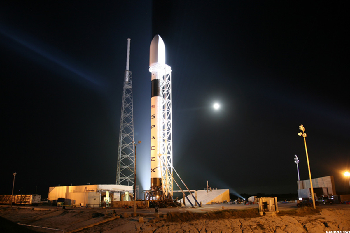 SpaceX is racking up experience with commercial launches, but Boeing has a big defense business to fall back on if a mission to Mars fall through.