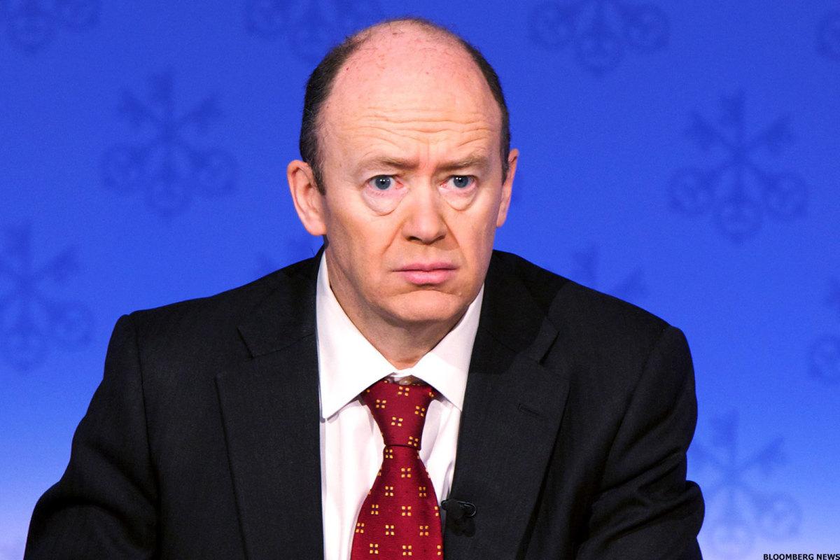 Outgoing Deutsche Bank CEO John Cryan.
