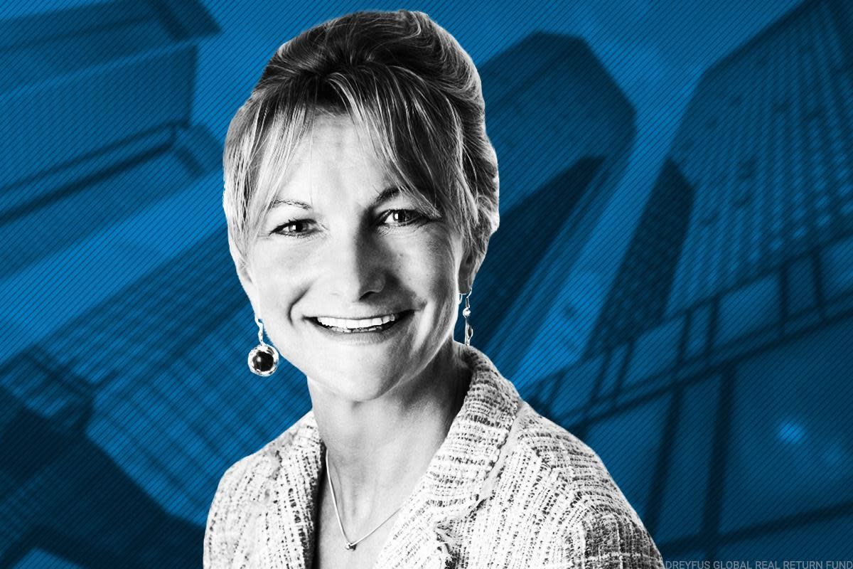 Suzanne Hutchins, portfolio manager of the $1.5 billion Dreyfus Global Real Return Fund, says investors are too complacent about mounting market risks.