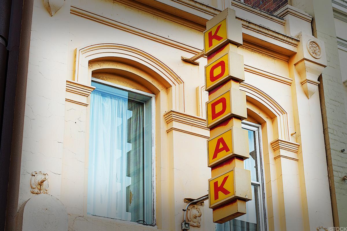SEC Probing Kodak Loan Disclosure: Report