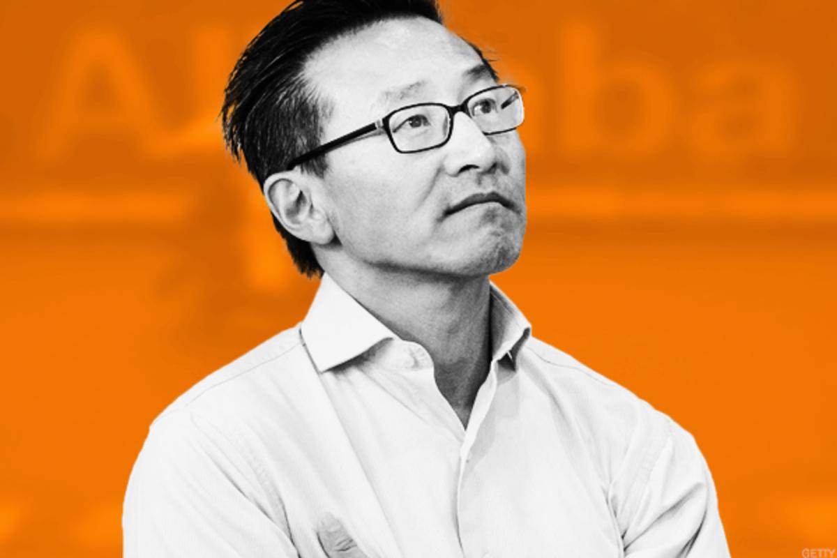 Alibaba executive vice chairman and co-founder Joseph Tsai