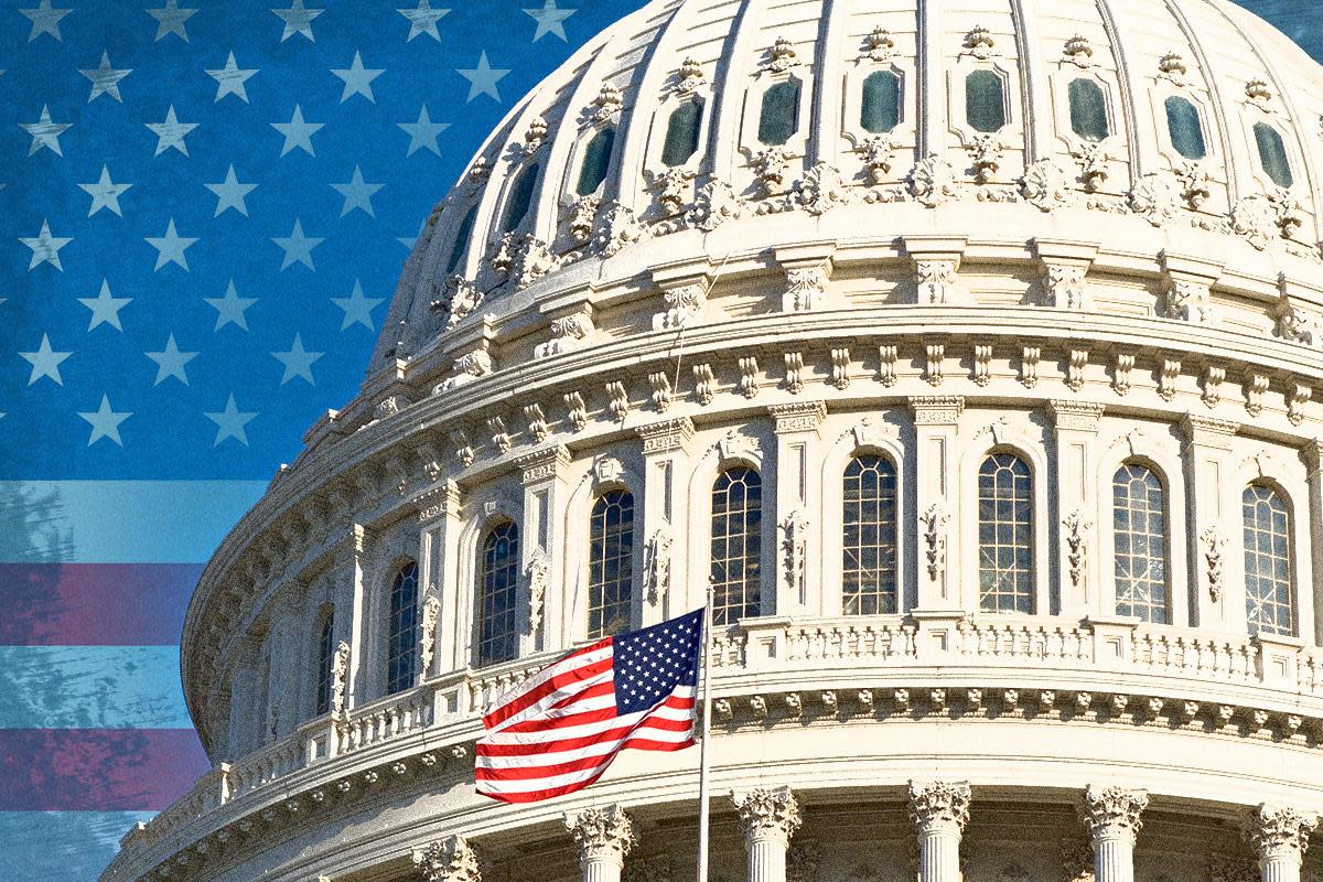 All U.S. House seats and a third of Senate seats are up for grabs.