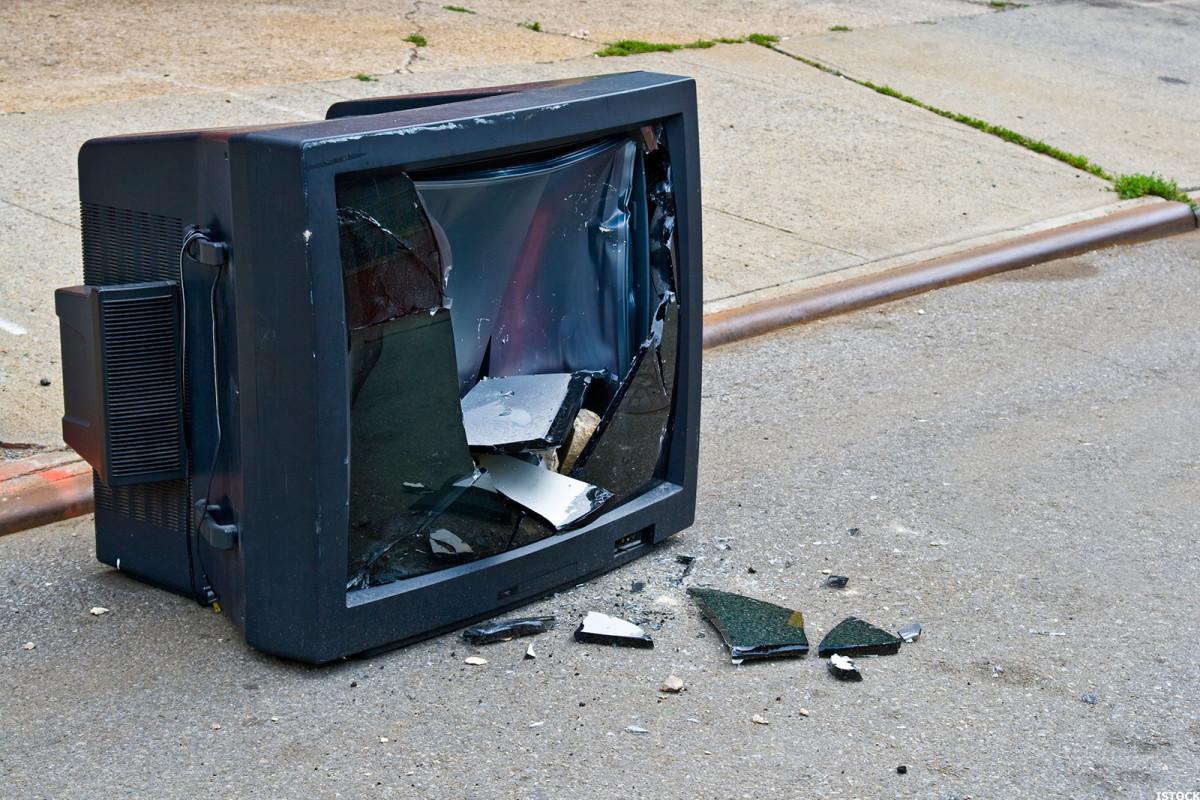цветов картинка телевизор сломан всегда таком восторге