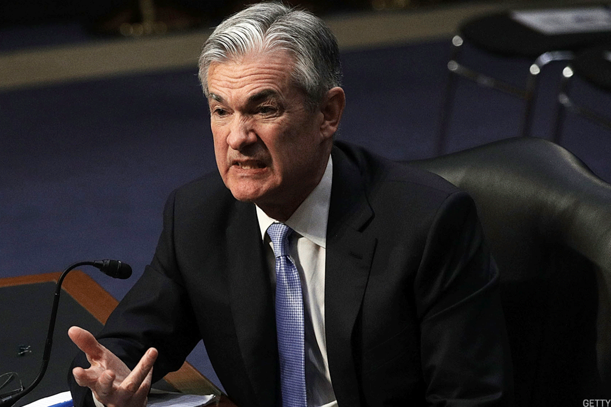 Incoming Fed chief Jerome Powell.