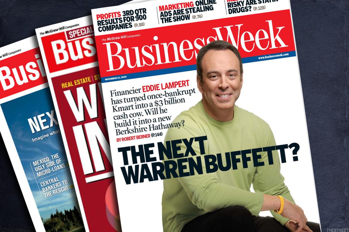 2004 Business Week Cover, Eddie Lampert