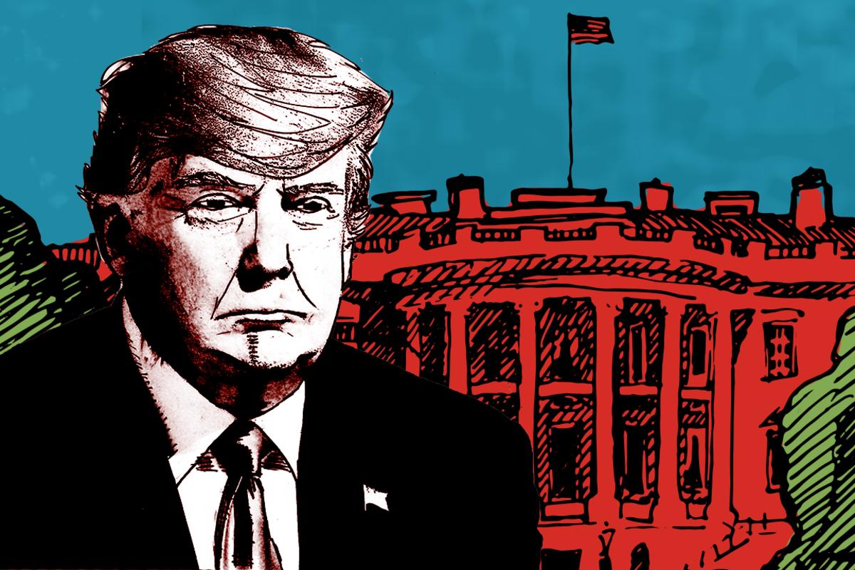 Trump gears up for SOTU.