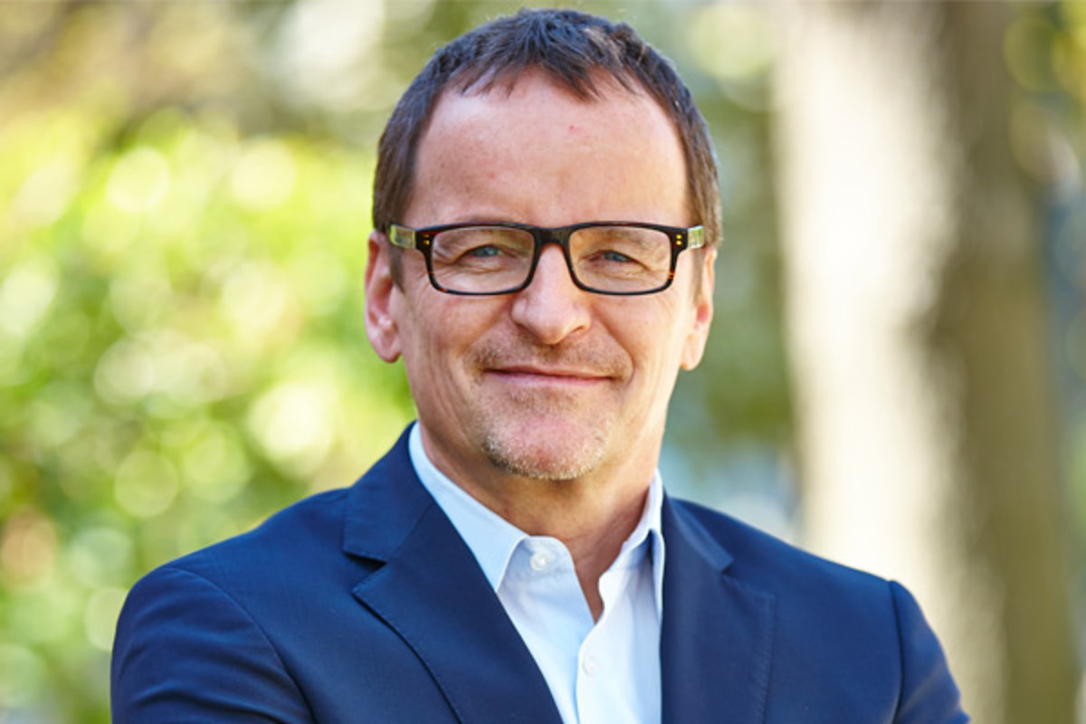 Clorox CEO Benno Dorer.