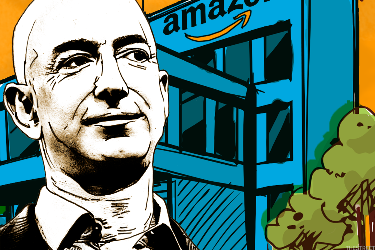 Founder and CEO Jeff Bezos