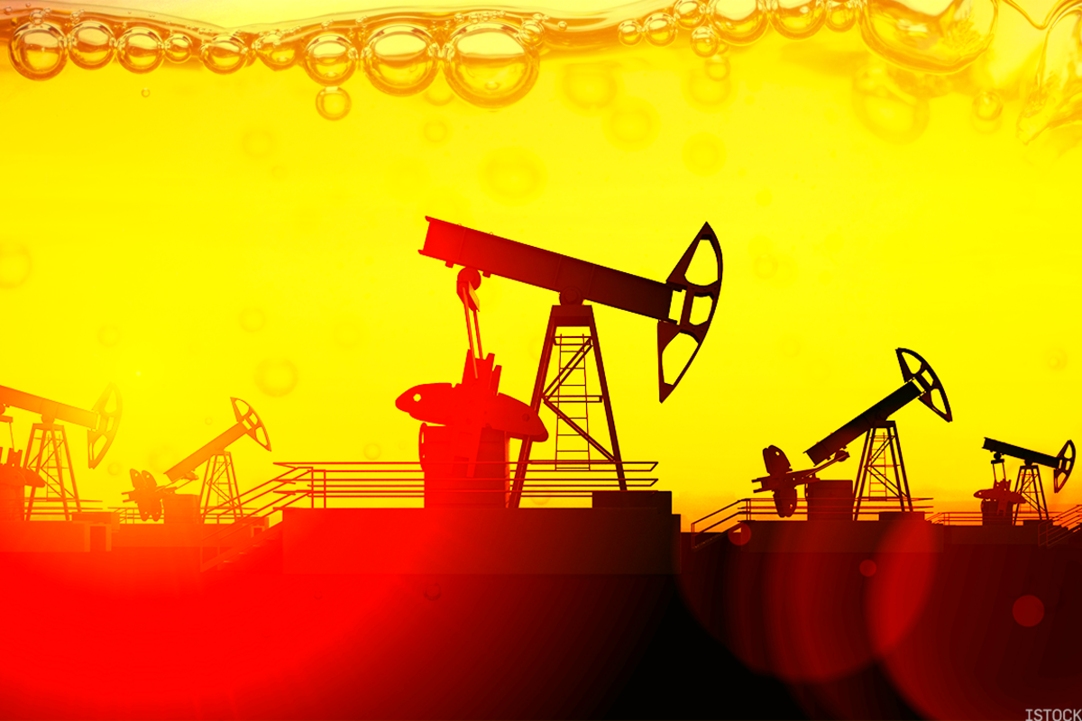 Sun setting on oil rally?