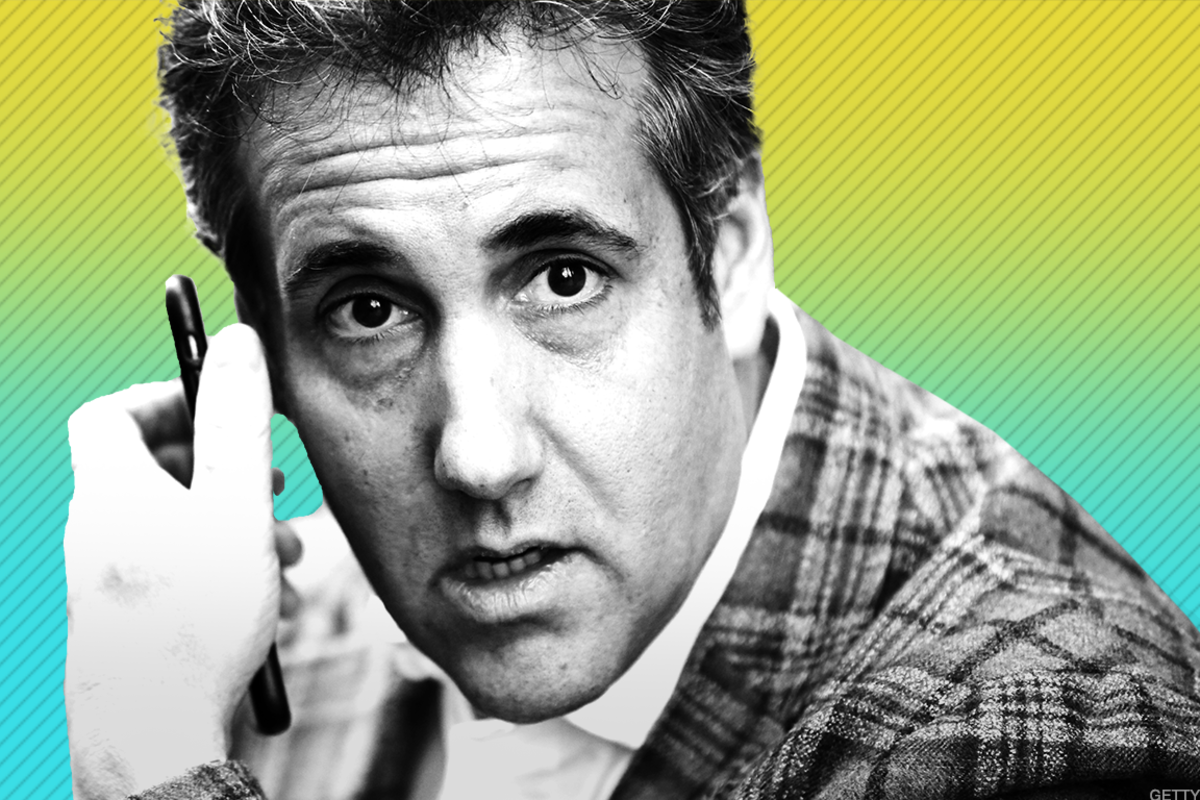 Michael Cohen takes over Wednesday's news cycle.