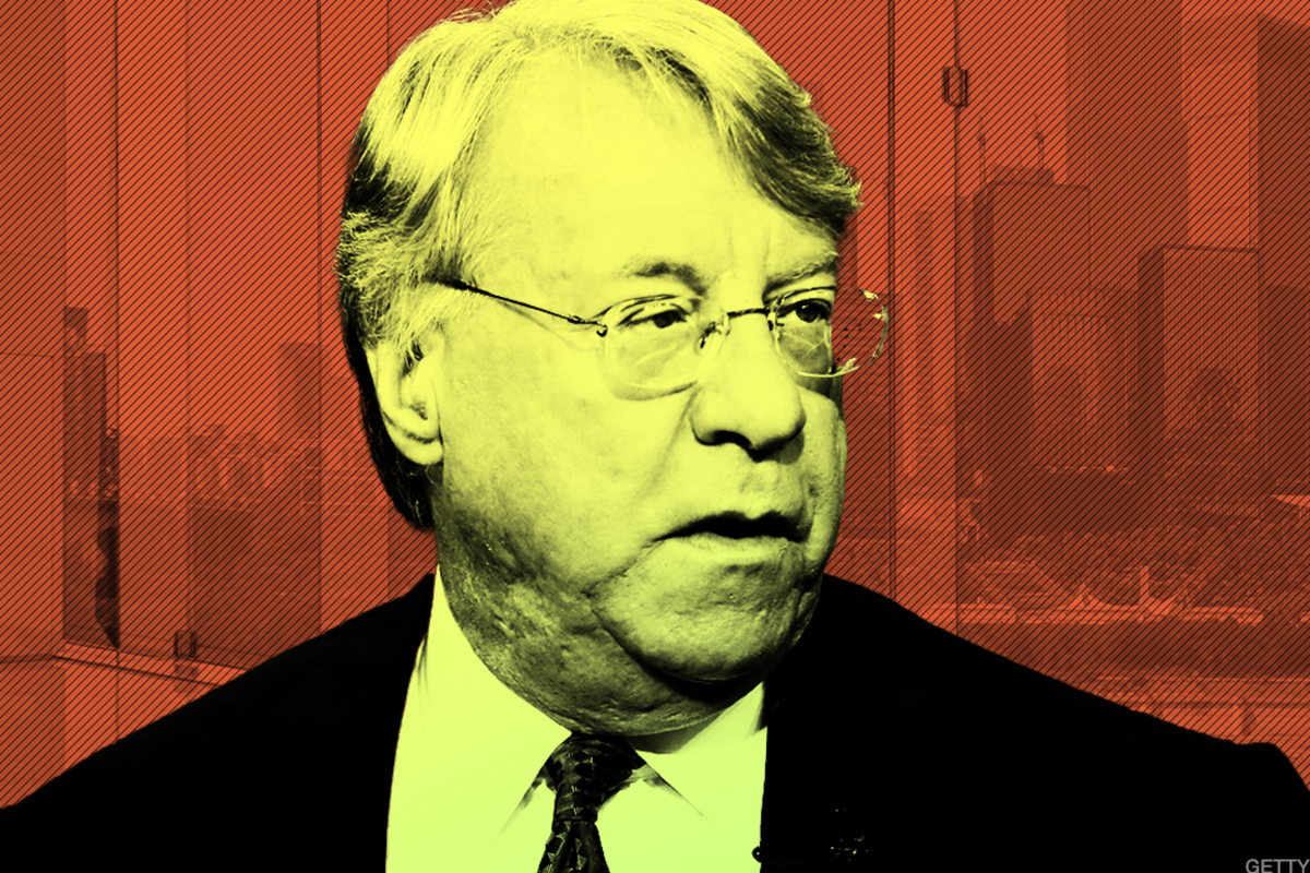 Hedge fund manager Jim Chanos