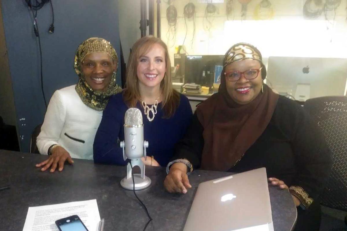 Rashida Jabbar, Marissa K Fayer, Cherella Cox