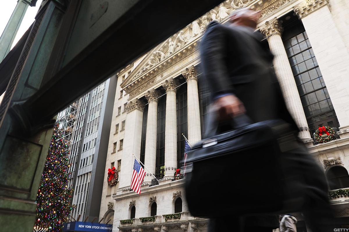 Wall Street returns to work.