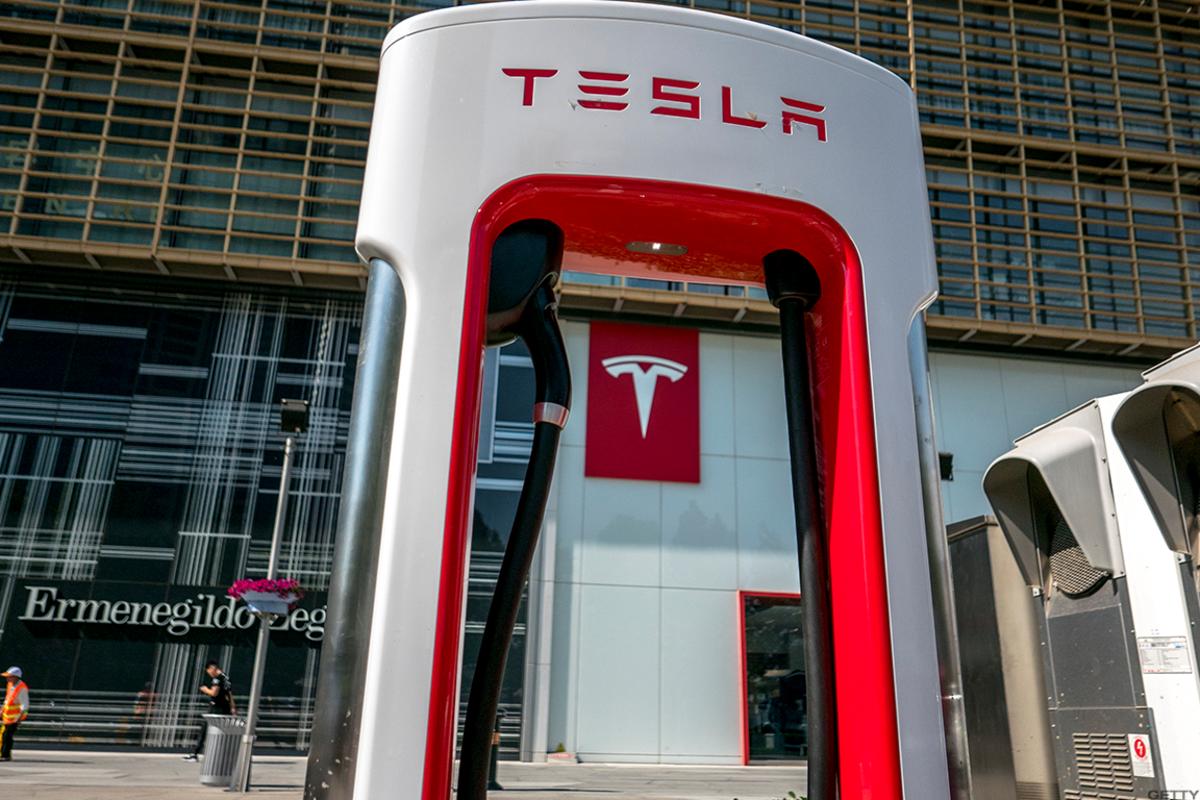 Tesla is really struggling.