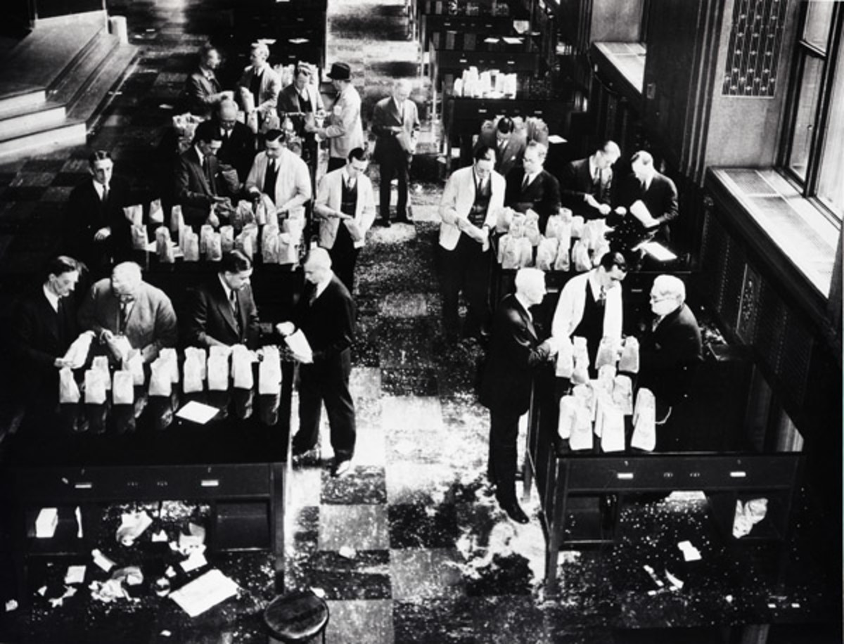 Grain Inspection 1940s CBOT