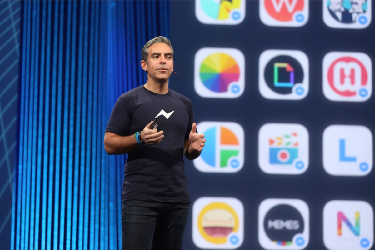 Messenger's David Marcus will be joining Facebook's blockchain team.
