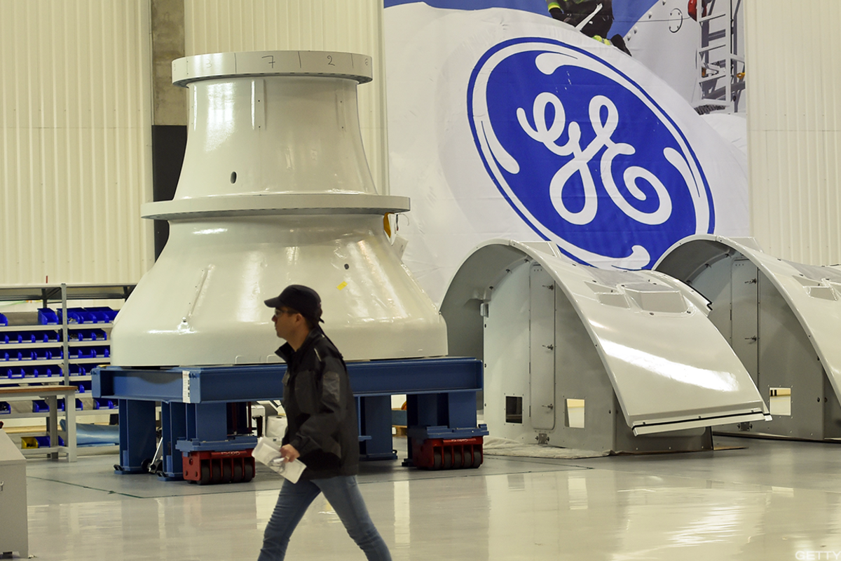 """Ge has previously said that 2018 will be a """"reset and stabilization year"""" for its power business."""