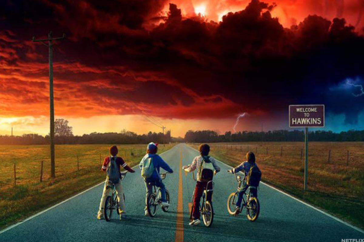 Netflix's 'Stranger Things.'