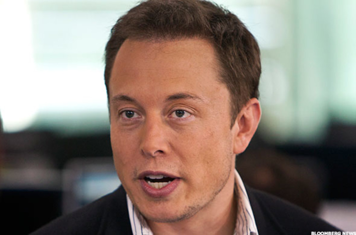 SpaceX founder Elon Musk wants to colonize Mars.