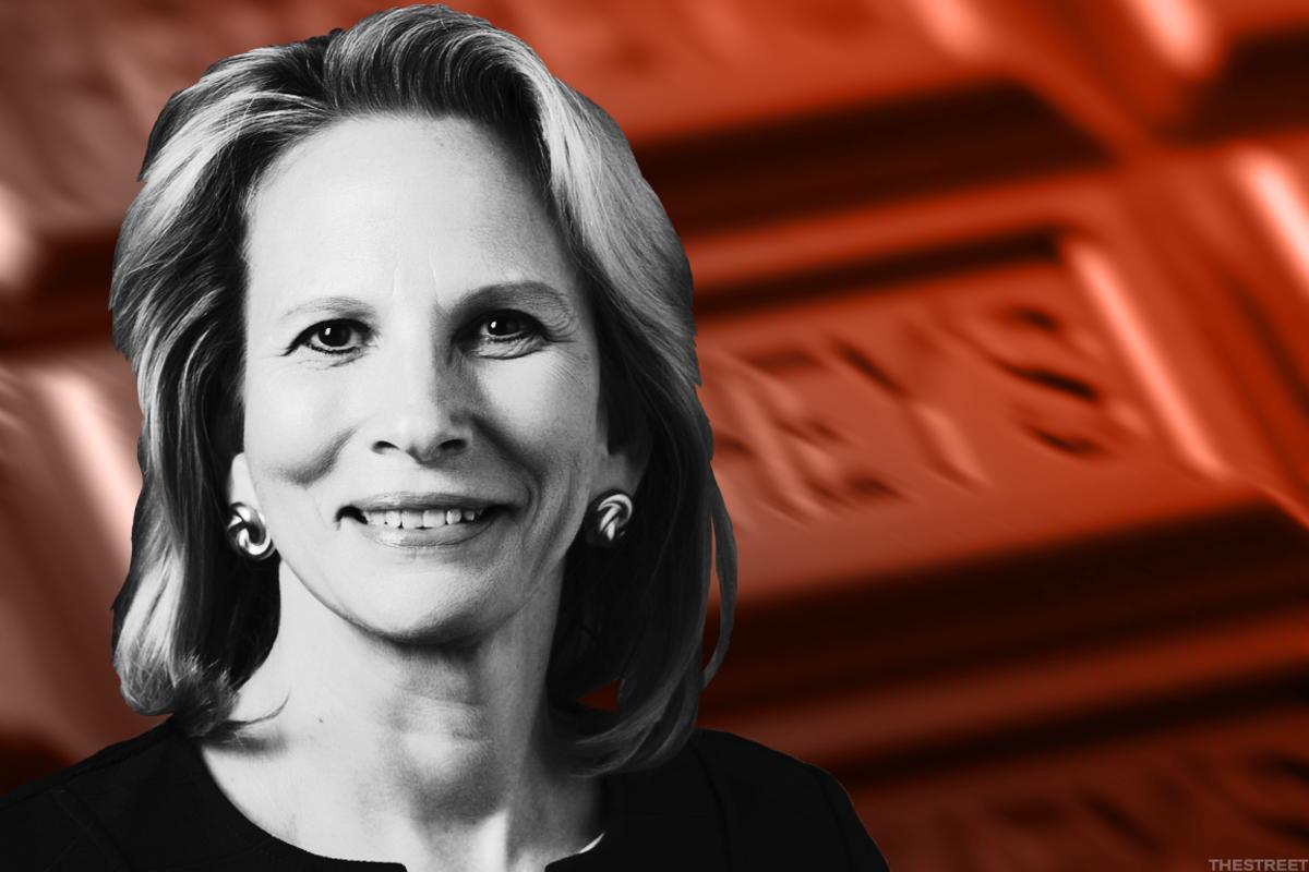 Michelle Buck, Hershey's CEO