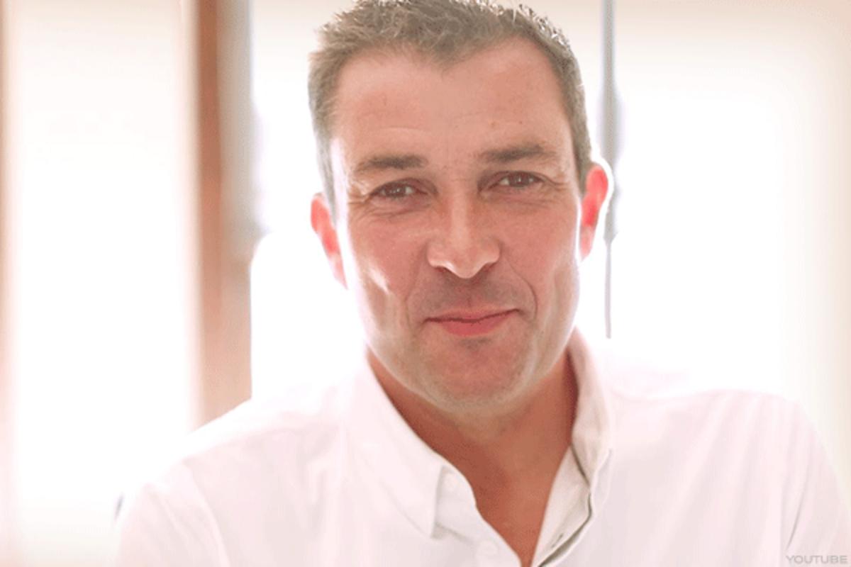 Laurent Potdevin, Lululemon CEO.