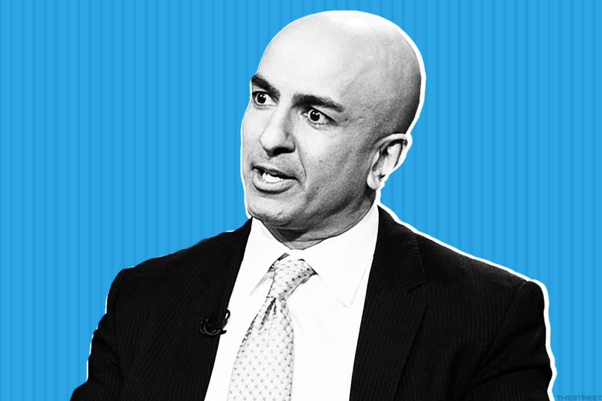 Neel Kashkari continues to drive home the message that the biggest U.S. banks remain too big to fail.