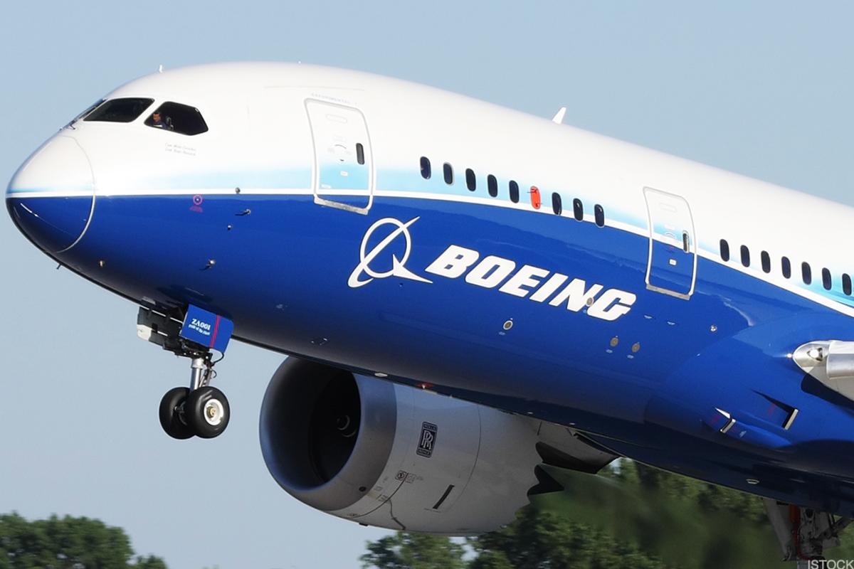 Boeing has a terrible week.