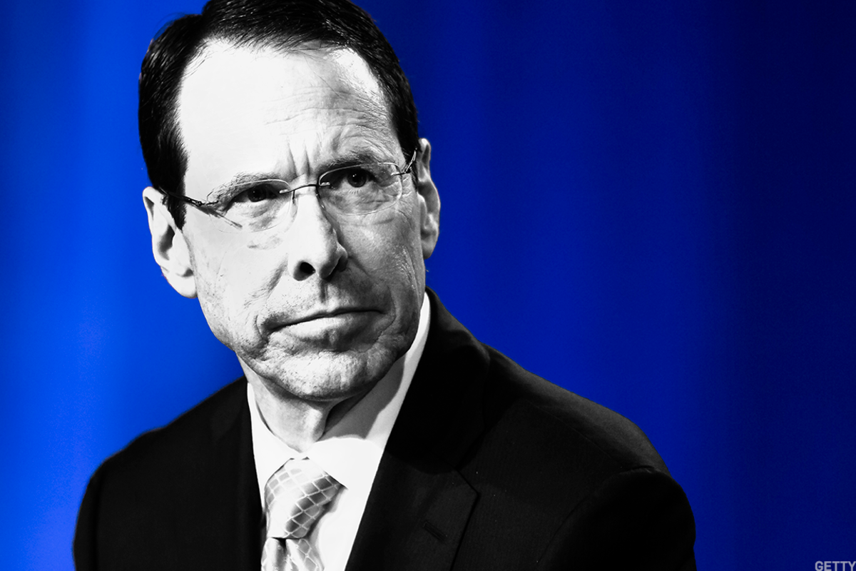 Randall Stephenson, AT&T CEO. Good week for him.