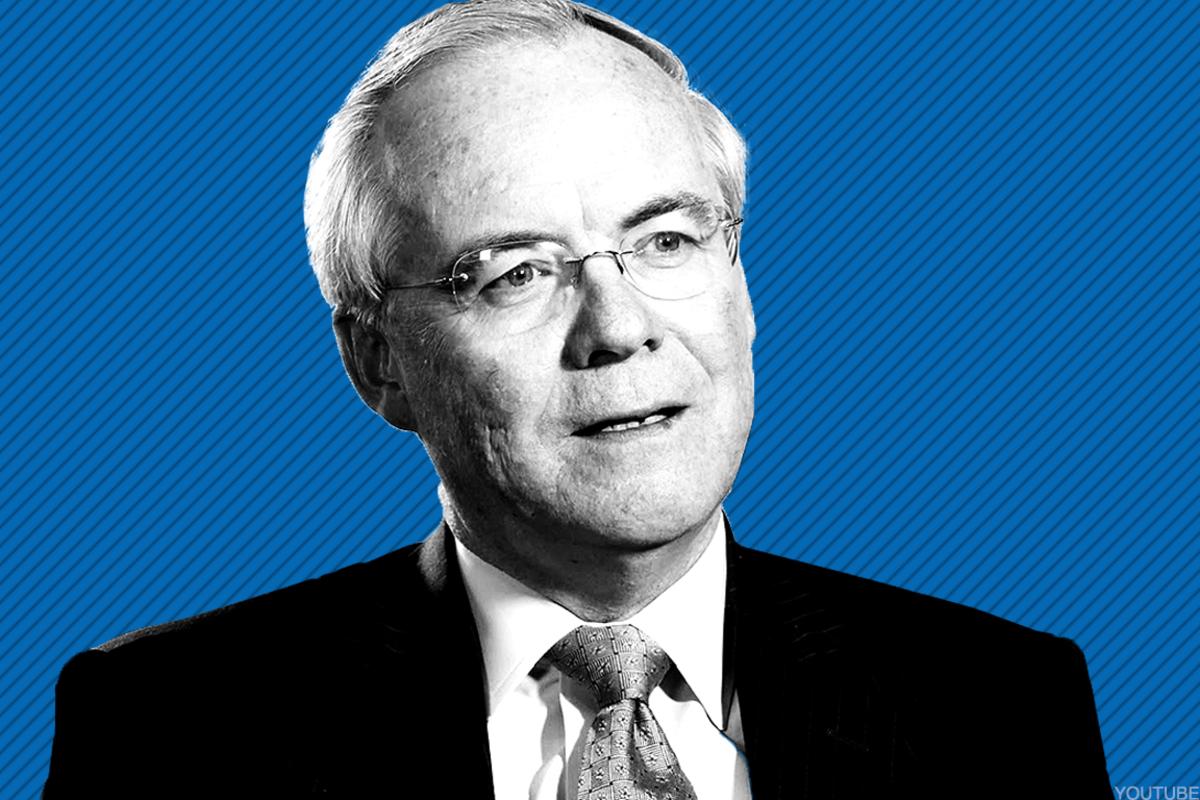 Rodney McMullen, Kroger CEO.