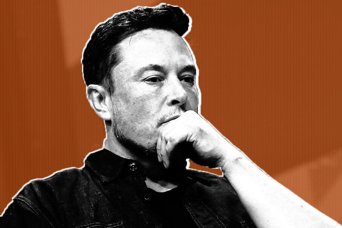 Tesla co-founder, chairman and CEO Elon Musk