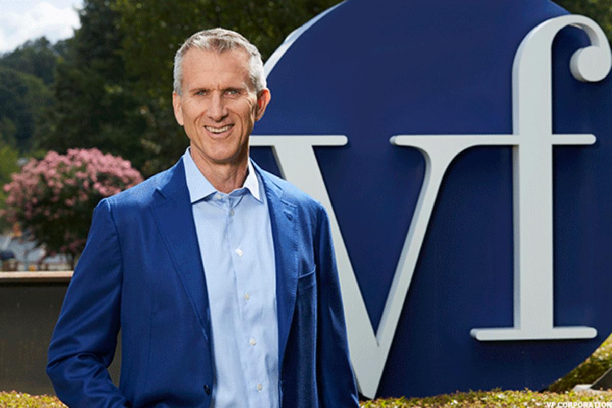V.F. Corp CEO Steve Rendle.